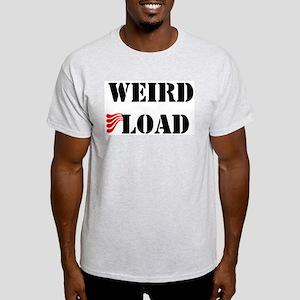 Weird Load Ash Grey T-Shirt