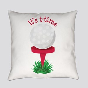 Its T-Time Everyday Pillow