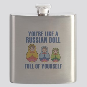 Full Of Yourself Flask