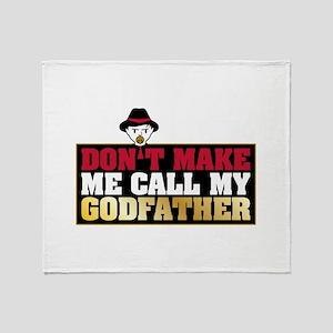 Godfather Throw Blanket