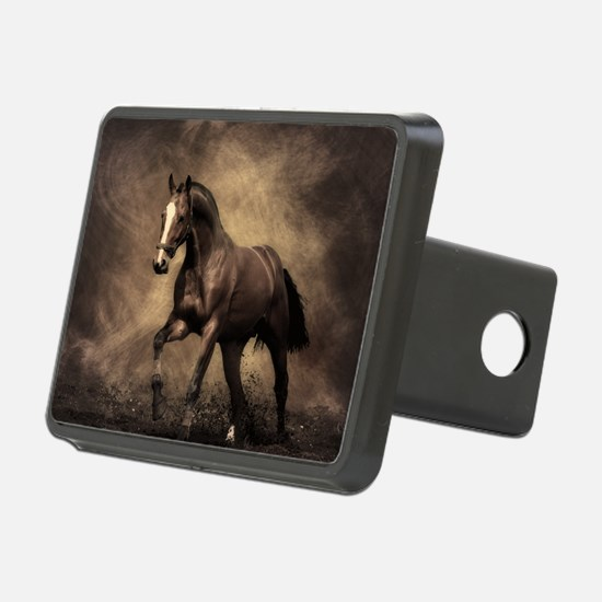 Beautiful Brown Horse Hitch Cover