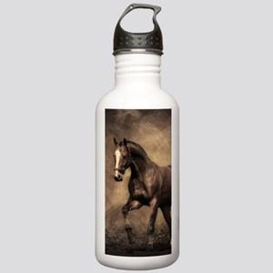 Beautiful Brown Horse Sports Water Bottle