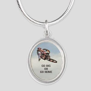 Motocross Rider Necklaces