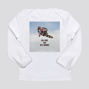 Motocross Rider Long Sleeve T-Shirt