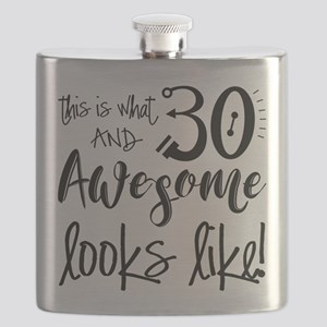 Awesome 30 Year Old Flask