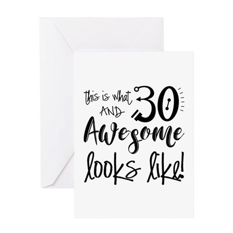 30th Birthday Card Boatremyeaton