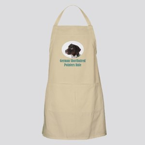 German Shorthaired Pointers Rule Apron