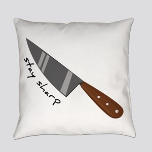 Stay Sharp Everyday Pillow