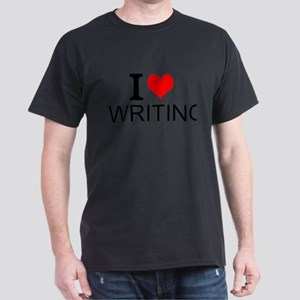 I Love Writing T-Shirt