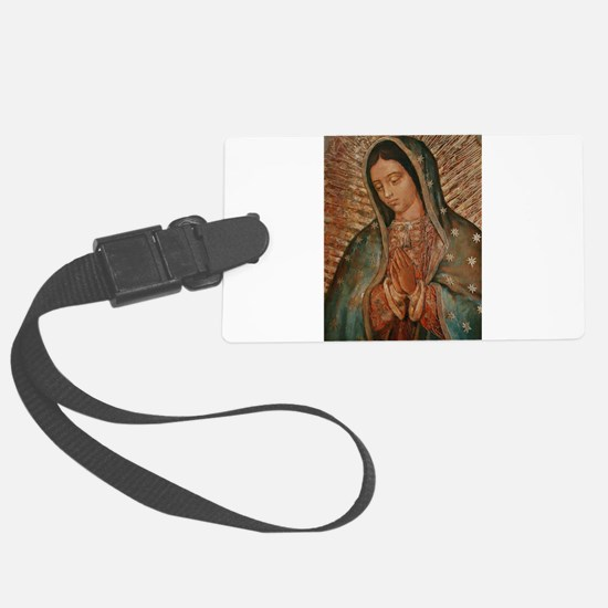 Cute Mary Luggage Tag