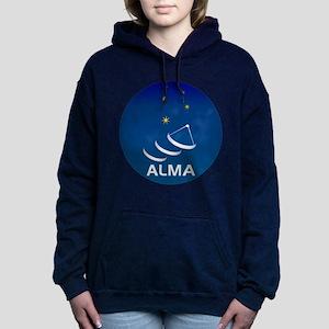 ALMA Women's Hooded Sweatshirt