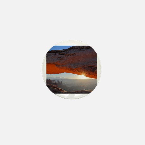 Canyonlands Mini Button