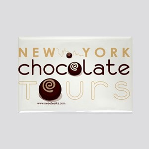 Chocolate Fun Rectangle Magnet