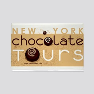 Chocolate Fun Rectangle Magnet (10 pack)
