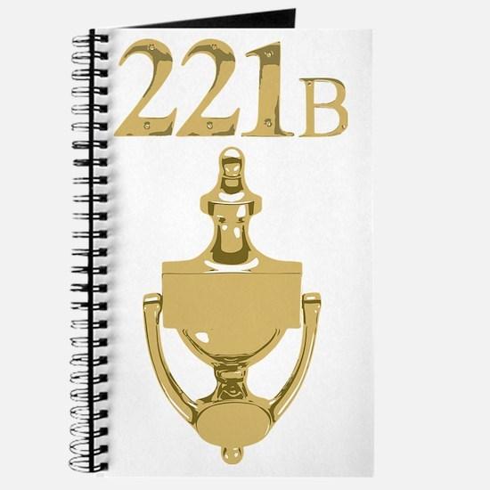 Cute 221b baker Journal