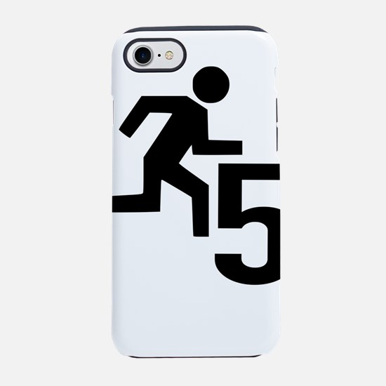 Runner and 5 iPhone 8/7 Tough Case