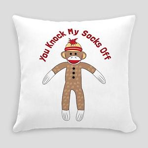 Knock Socks Off Everyday Pillow