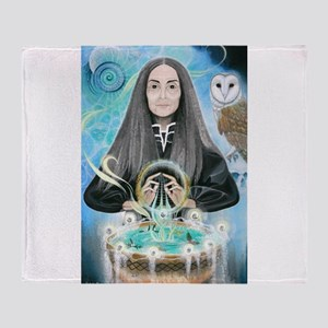 Cerridwen/Samhain Throw Blanket