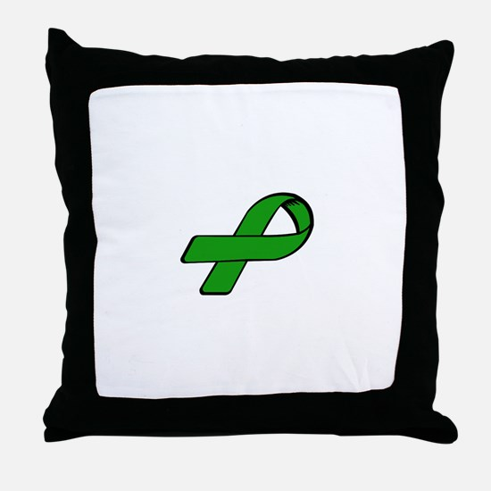 Cool Scoliosis Throw Pillow