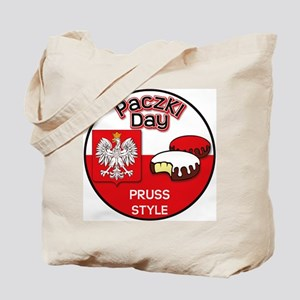 Pruss Tote Bag