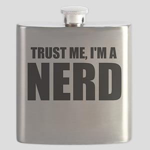 Trust Me, I'm A Nerd Flask