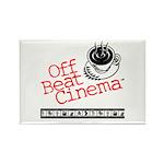 Off Beat Cinema Magnets