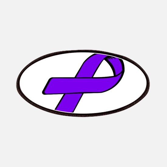 Cute Domestic violence awareness Patch