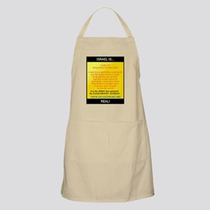 COME BE TAUGHT OF GOD! Apron