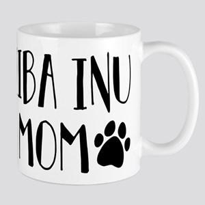 Shiba Inu Mom 11 oz Ceramic Mug