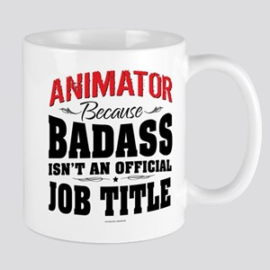 Badass Animator Mugs
