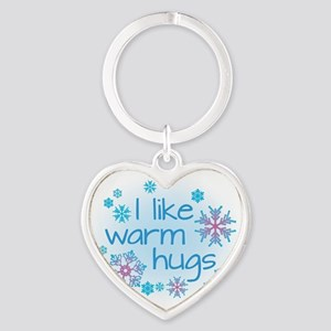 I like warm hugs Keychains