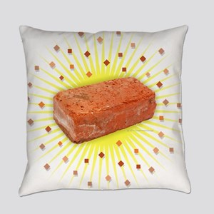 Brick Confetti Everyday Pillow