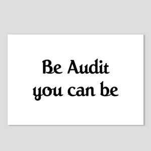 IRS Auditor Postcards (Package of 8)
