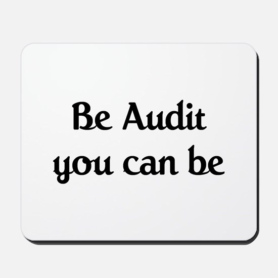 IRS Auditor Mousepad