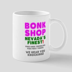 BONK SHOP - NEVADA'S FINEST! Mugs