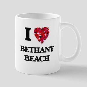 I love Bethany Beach Delaware Mugs