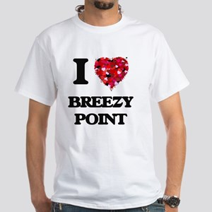 I love Breezy Point Maryland T-Shirt