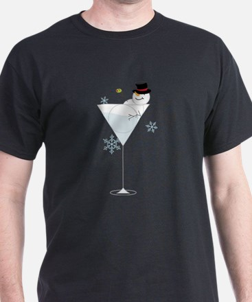 Funny Jack frost T-Shirt