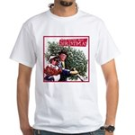 Off Beat Cinema Christmas T-Shirt