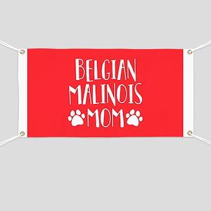 Belgian Malinois Mom Banner