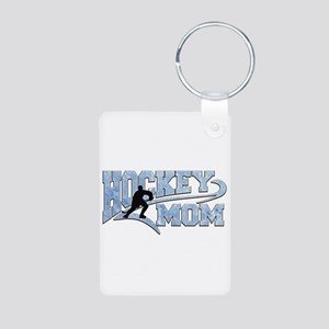 Hockey Mom Athletic Tail Keychains