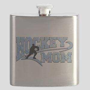Hockey Mom Athletic Tail Flask