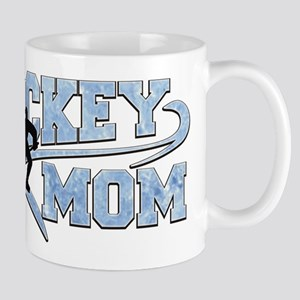 Hockey Mom Athletic Tail Mugs