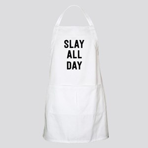 Slay All Day Light Apron