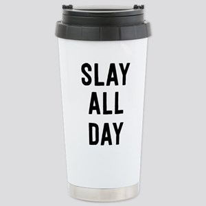 Slay All Day Mugs