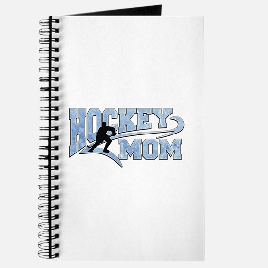 Hockey Mom Athletic Tail Journal