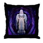 #147 Angel : Throw Pillow