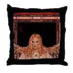 Irish Angel : Throw Pillow