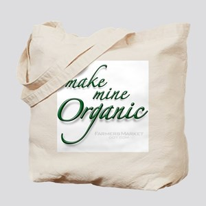 Make Mine Organic Tote'm from the Market Bag