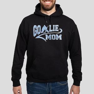 Hockey Goalie Mom Athletic Tail Hoodie